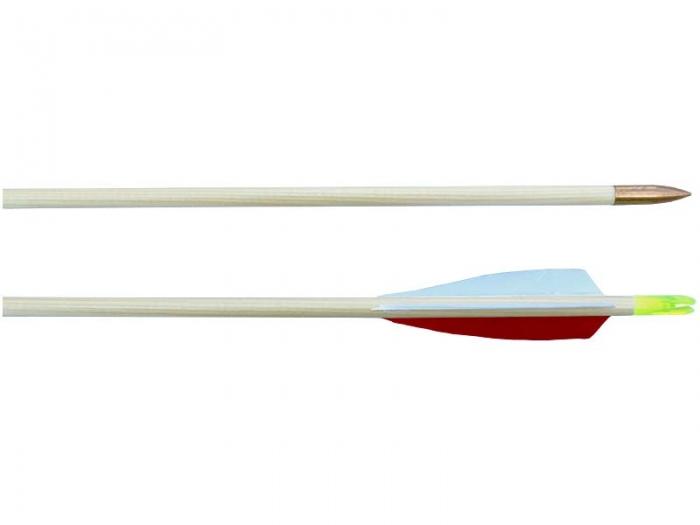 Šíp drevený 8/760mm