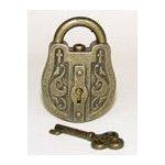 Hlavolam Ring Lock