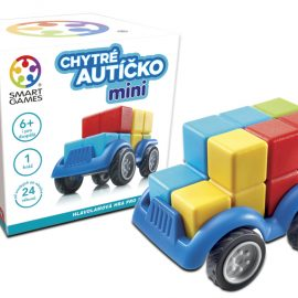 Chytré autíčko mini