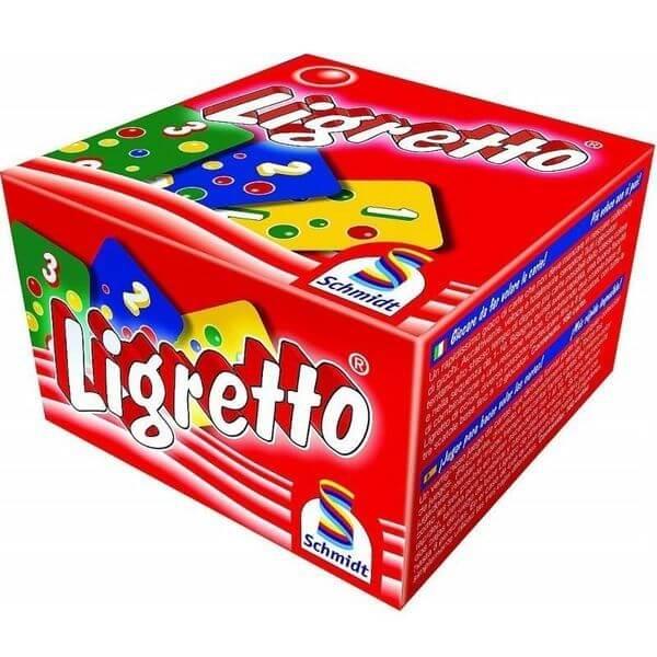 Ligretto červené