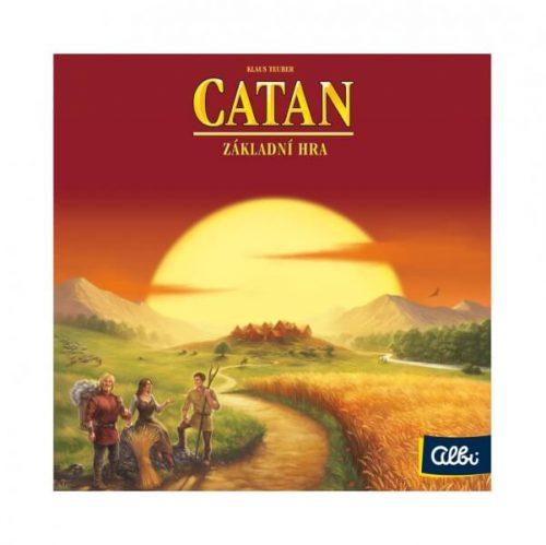 Osadníci z Katanu strategická hra