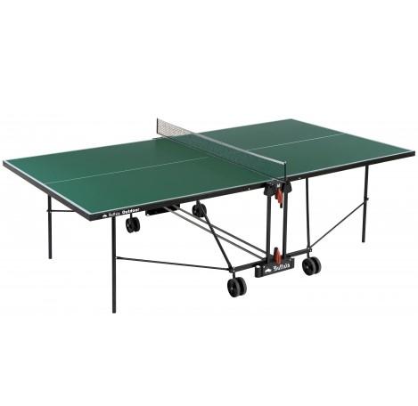 Pingpongový stôl Buffalo Compakt Outdoor Green Top