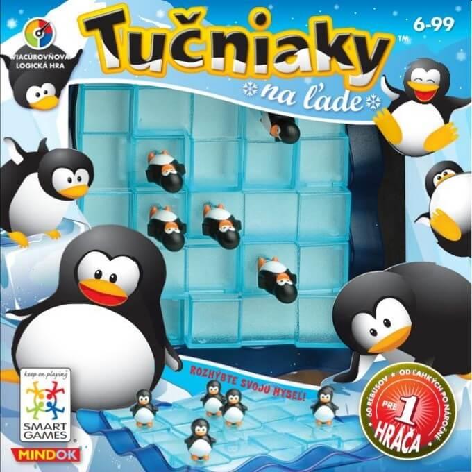 Smart Tučniaky na ľade