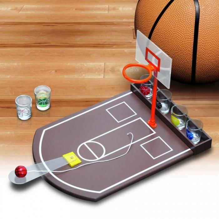 alkoholický basketbal