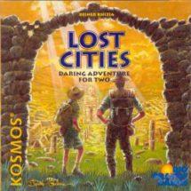 Stratené mestá
