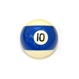 Biliardová guľa pool č.10