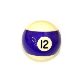 Biliardová guľa pool č.12