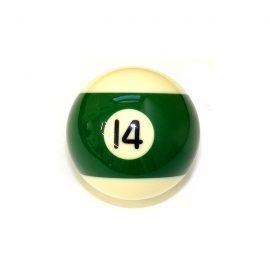 Biliardová guľa pool č.14