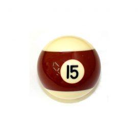 Biliardová guľa pool č.15