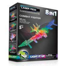 laser pegs bojová stíhačka