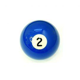 Biliardová guľa pool č.2