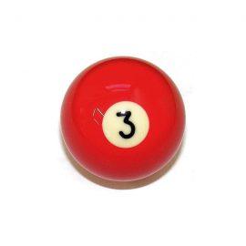 Biliardová guľa pool č.3