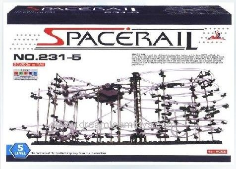 Spacerail level 5