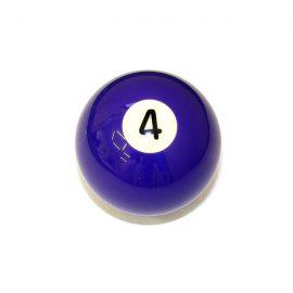 Biliardová guľa pool č.4