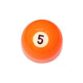 Biliardová guľa pool č.5