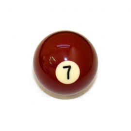 Biliardová guľa pool č.7