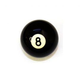 Biliardová guľa pool č.8