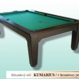 Biliardový stôl Kumarius II. 6ft
