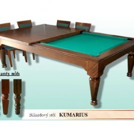 Biliardový stôl Kumarius 7ft