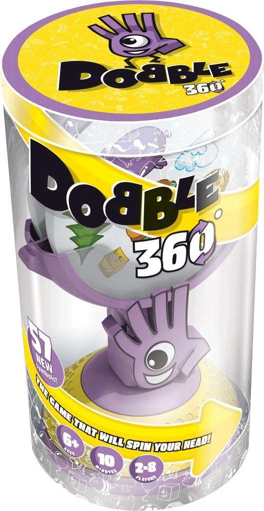 Dobble 360 postrehová hra
