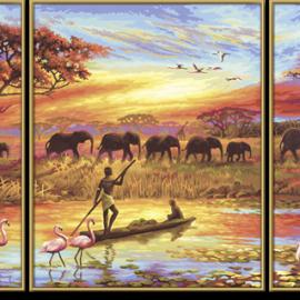 Afrika – čarovný kontinent