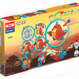 GEOMAG Toco 86pcs