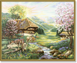 Krajiny a príroda