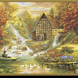 Jeseň (40 x 50 cm)