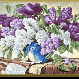 Kytica orgovánov (40 x 50 cm)