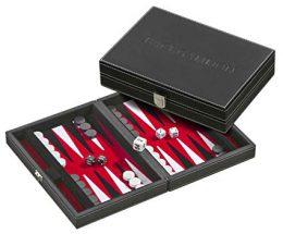 Backgammon Tinos Red