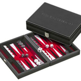 Backgammon Tinos Red