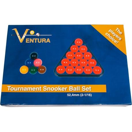 Gule Snooker Ventura economy 52,4mm