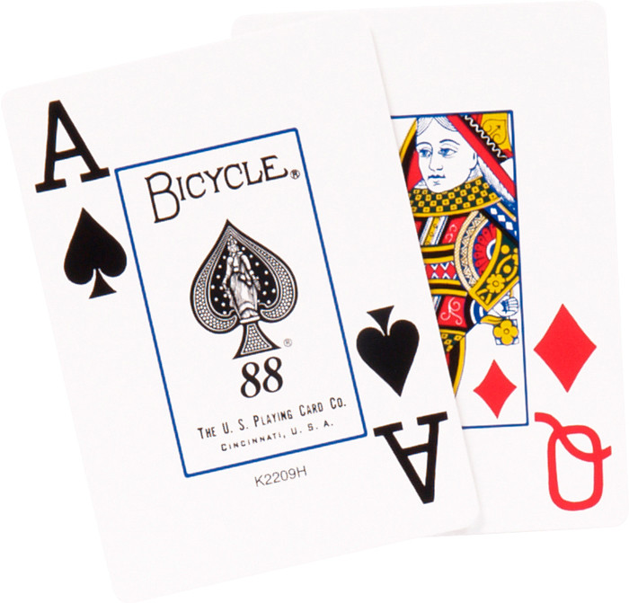 Poker karty Bicycle
