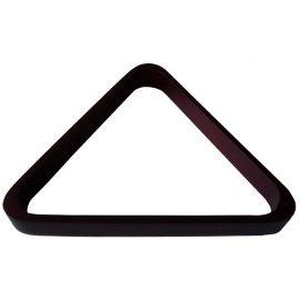 Triangel drevený