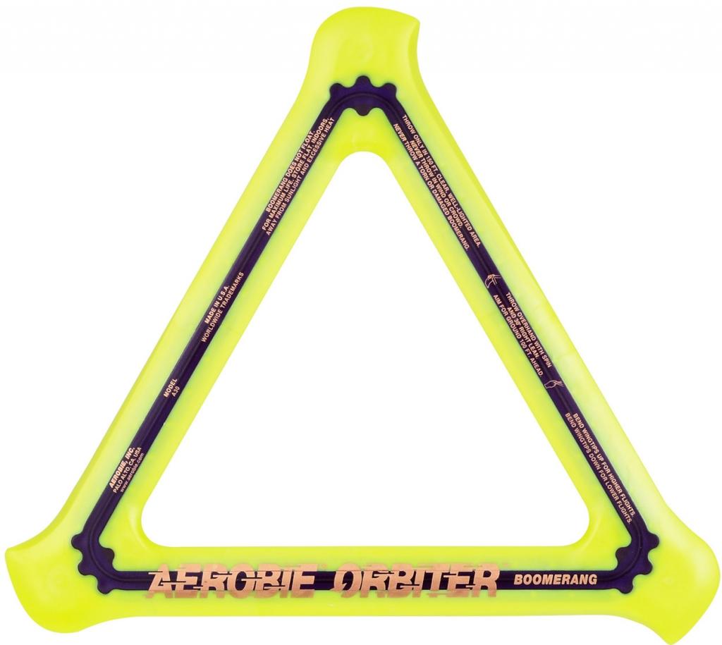 orbiter žltý