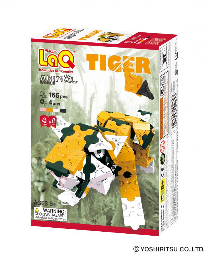 LaQ Animal World Tiger