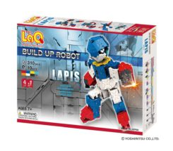 LaQ Build-up Robot Lapis
