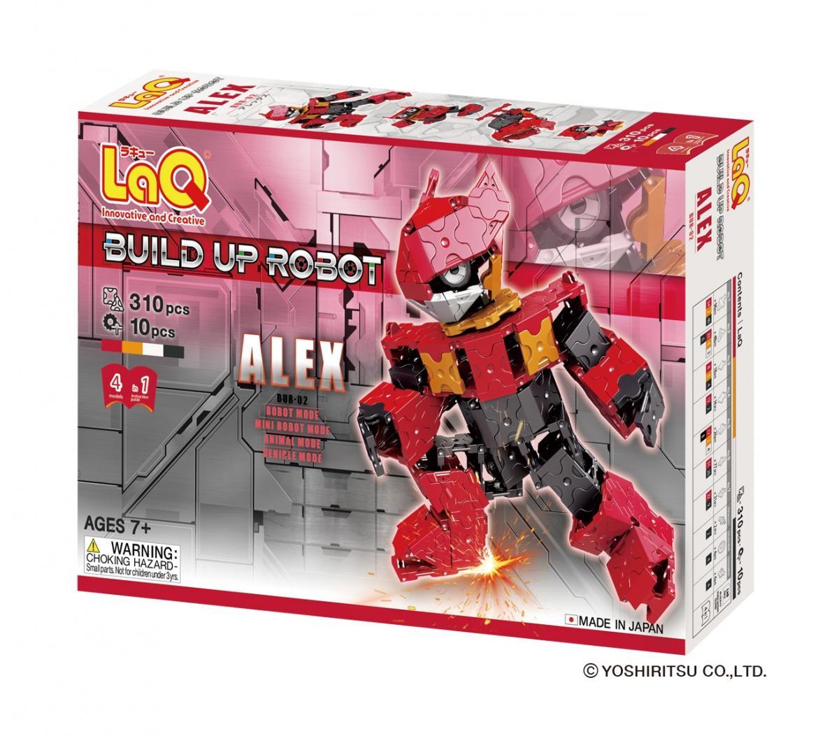 LaQ Build-up Robot Alex