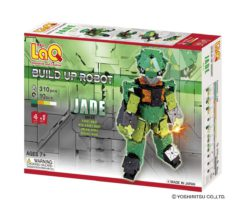 LaQ Build-up Robot Jade