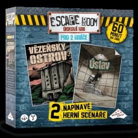 Escape room pro 2 hráče