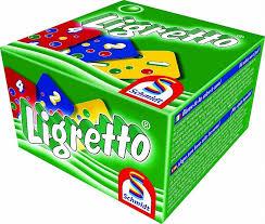 Ligretto zelené