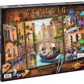 Benátky (80 x 50cm)