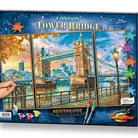 London Tower Bridge (80 x 50cm)