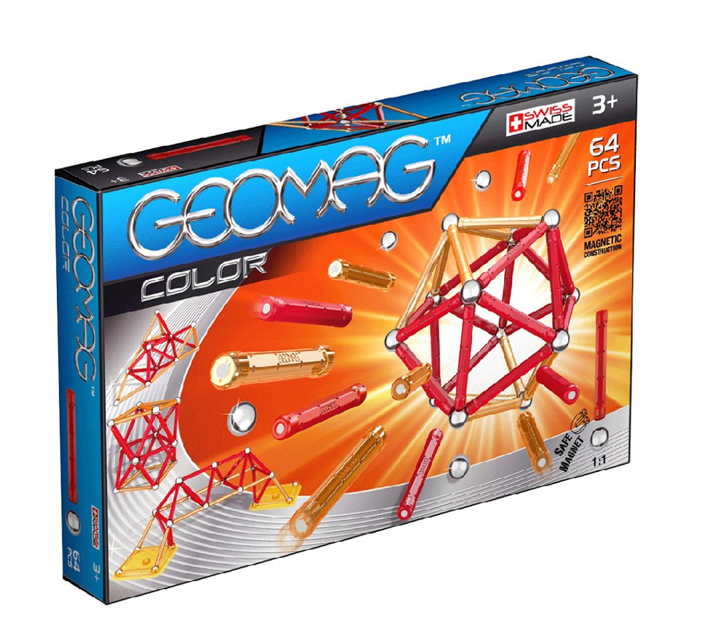 GEOMAG Color 64 pcs krabica