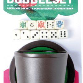 Pohárik s kockami