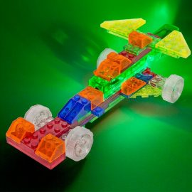 Laser Pegs ZD Dragster
