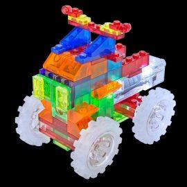 Laser Pegs ZD Monster Trucks