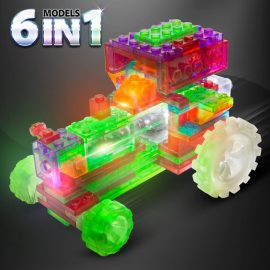 Laser Pegs Tractor