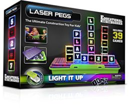 laser pegs 3D