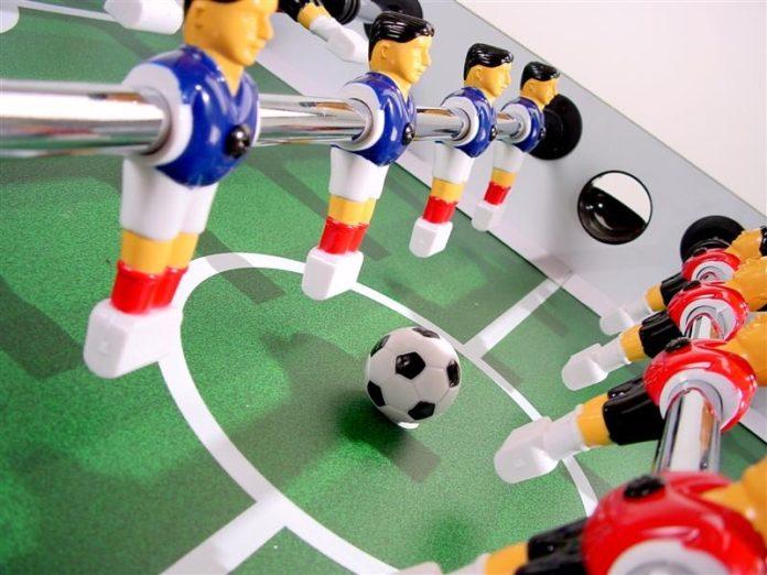 Futbalové stoly